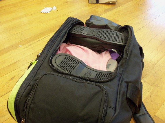 Gill's holdall-cabin size