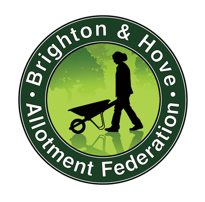 logo of Brighton & Hove Allotment Federation