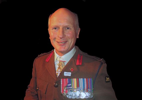 Brigadier Richard Dennis OBE