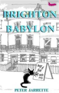 Book cover Brighton Babylon by Peter Jarette