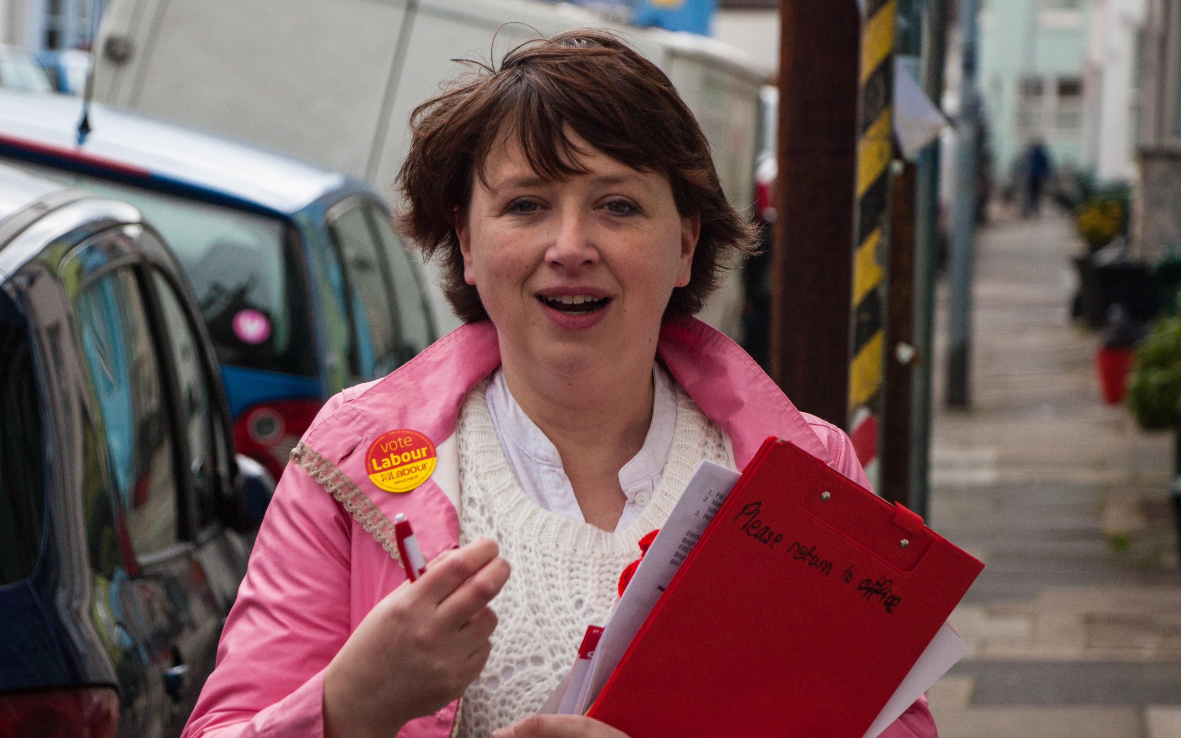 image of Brighton Councillor Emma Daniel