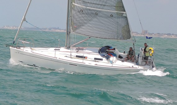 Little Blue Dufour 34