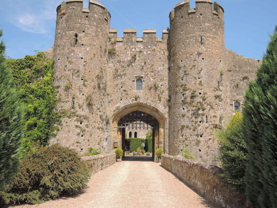 image of Amberley Castle West Sussex