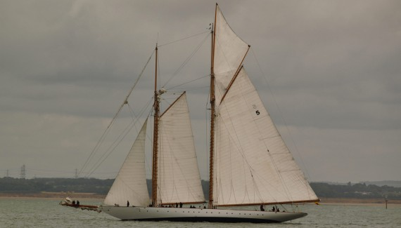 Yachting image of Eleonora off Cowes