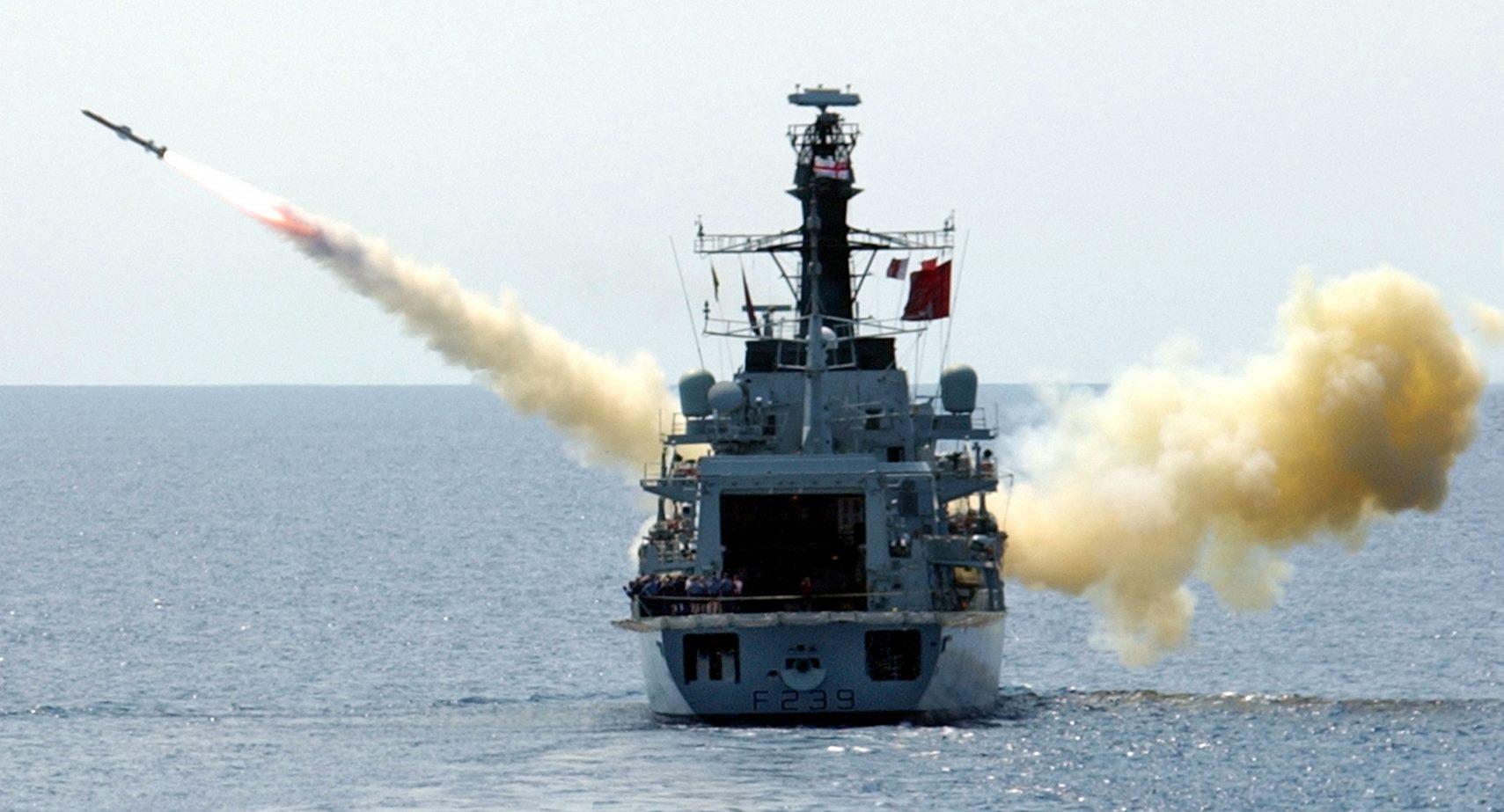 image of HMS Richmond