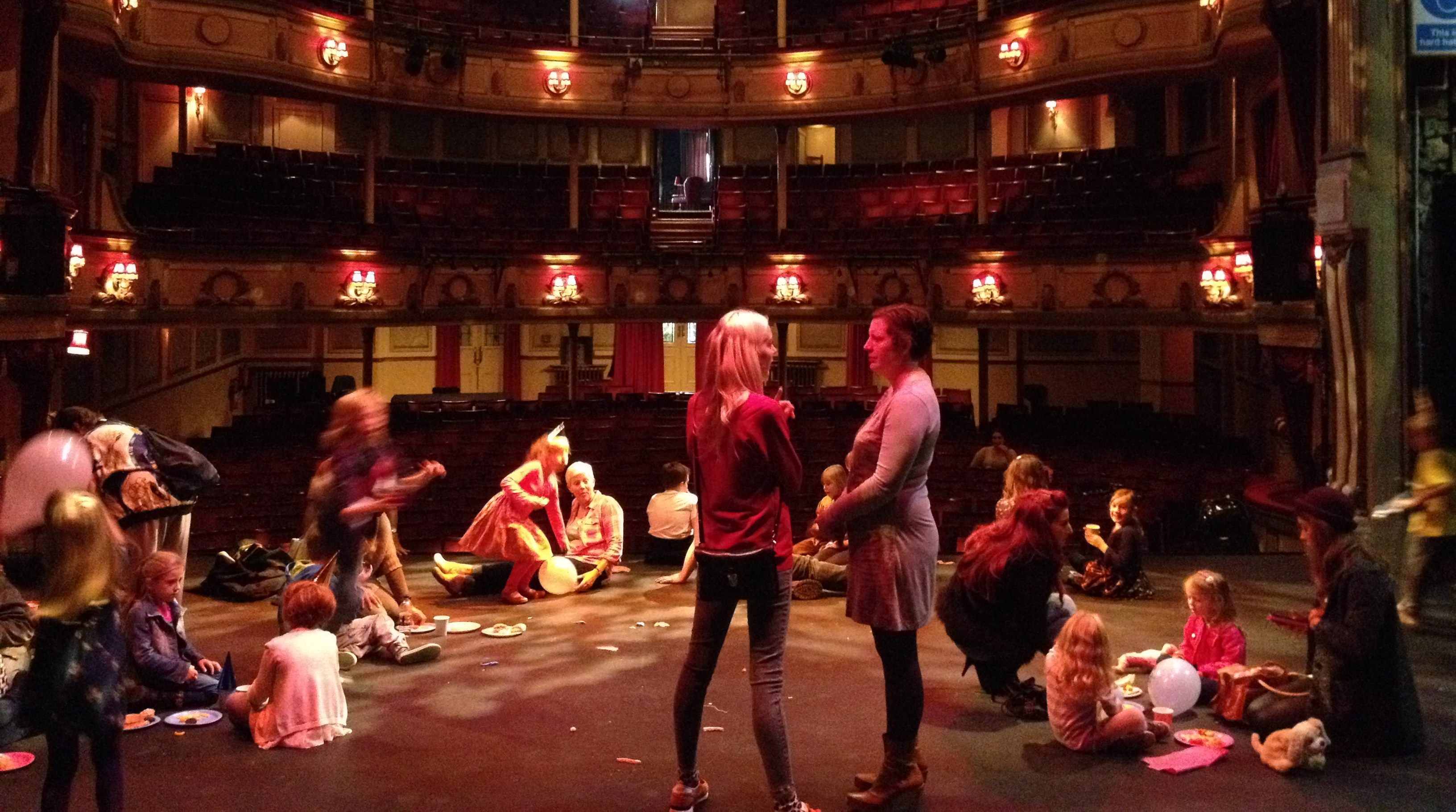image of Open day at Theatre Royal Brighton