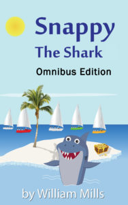 image of Snappy the Shark omnibus edition