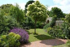 Runyard Kipling's Rottingdean garden