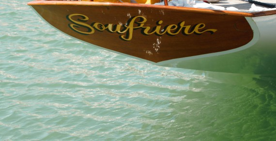 Yacht Soufriere
