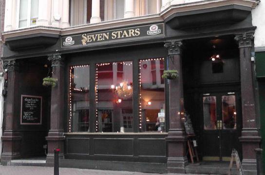 image of Brighton pub-seven stars