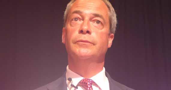 photo of Nigel Farage UKIP